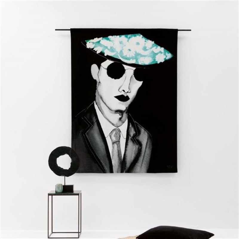 Urban Cotton Amsterdam-collectie Walldecoration Mr. Cool