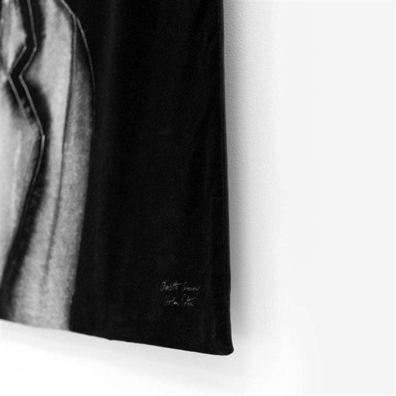 Urban Cotton Amsterdam-collectie Wandkleed Mr. Cool