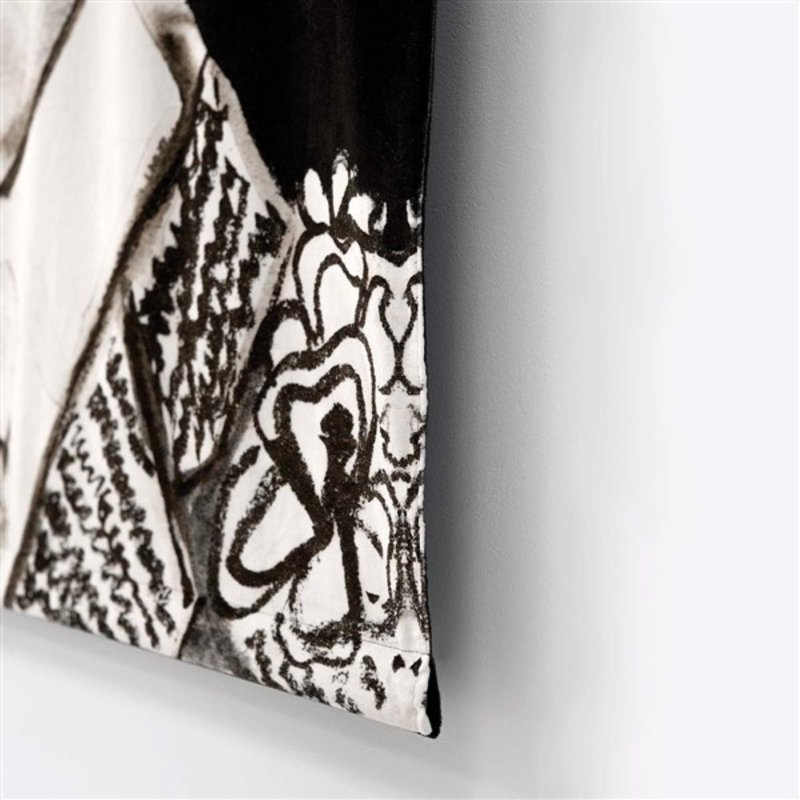Urban Cotton Amsterdam-collectie Walldecoration Le Suit