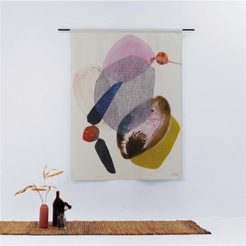 Urban Cotton Amsterdam-collectie Wandkleed Wings
