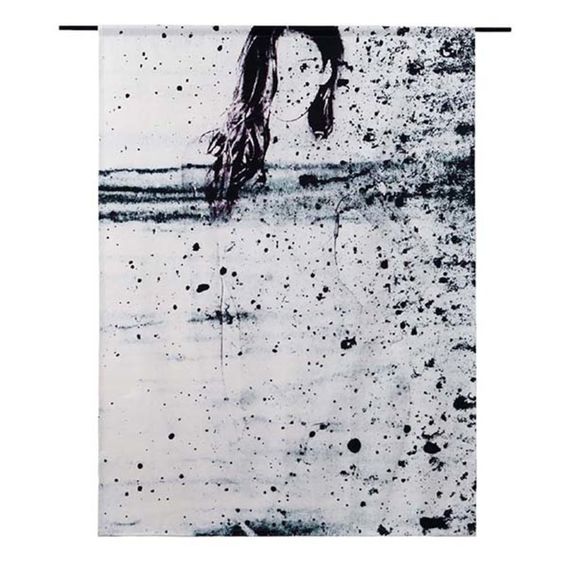 Urban Cotton Amsterdam-collectie Wandkleed Storm