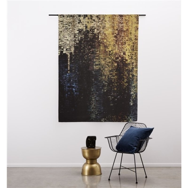 Urban Cotton Amsterdam-collectie Wandkleed Drops