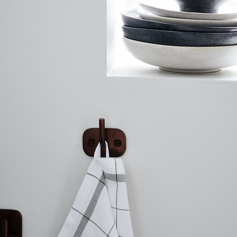 House Doctor-collectie Hook Pati Browned brass
