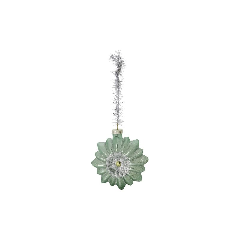 House Doctor-collectie Ornament Figure Dusty green