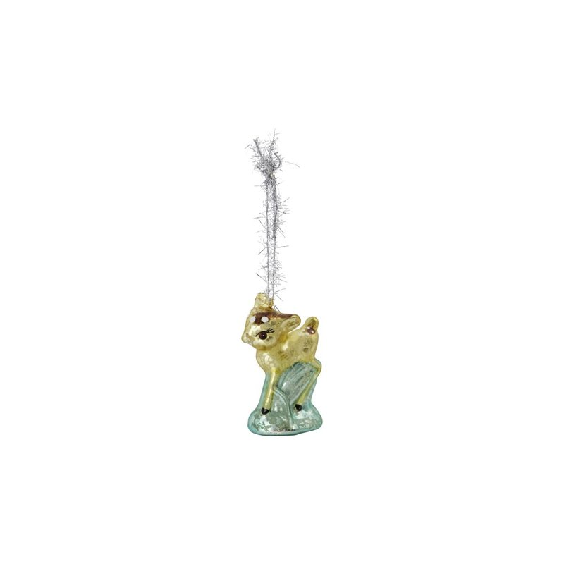 House Doctor-collectie Ornament Deer Gold