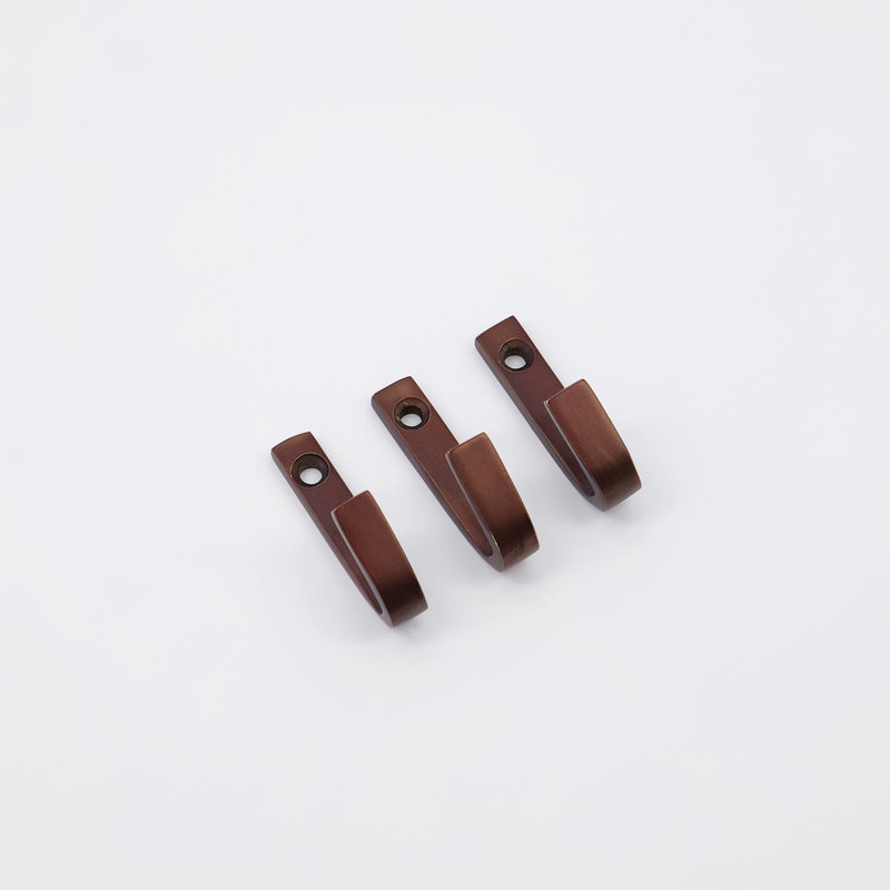 House Doctor-collectie Hook Bath Browned brass
