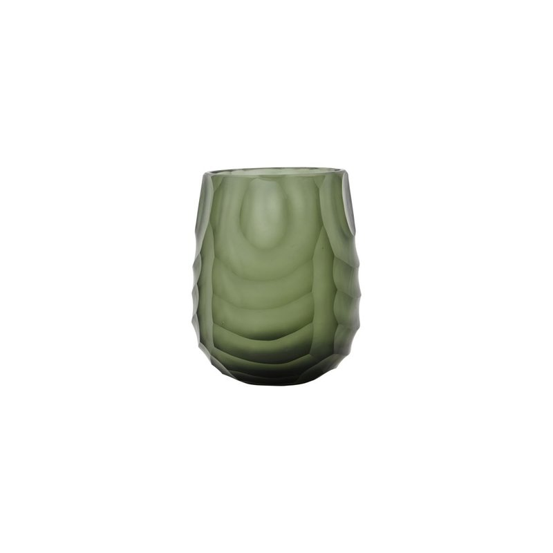 House Doctor-collectie Tealight holder Jewel Green