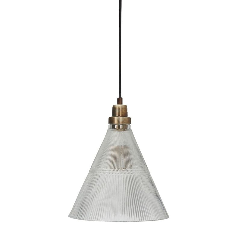 House Doctor-collectie Lamp Vira Clear