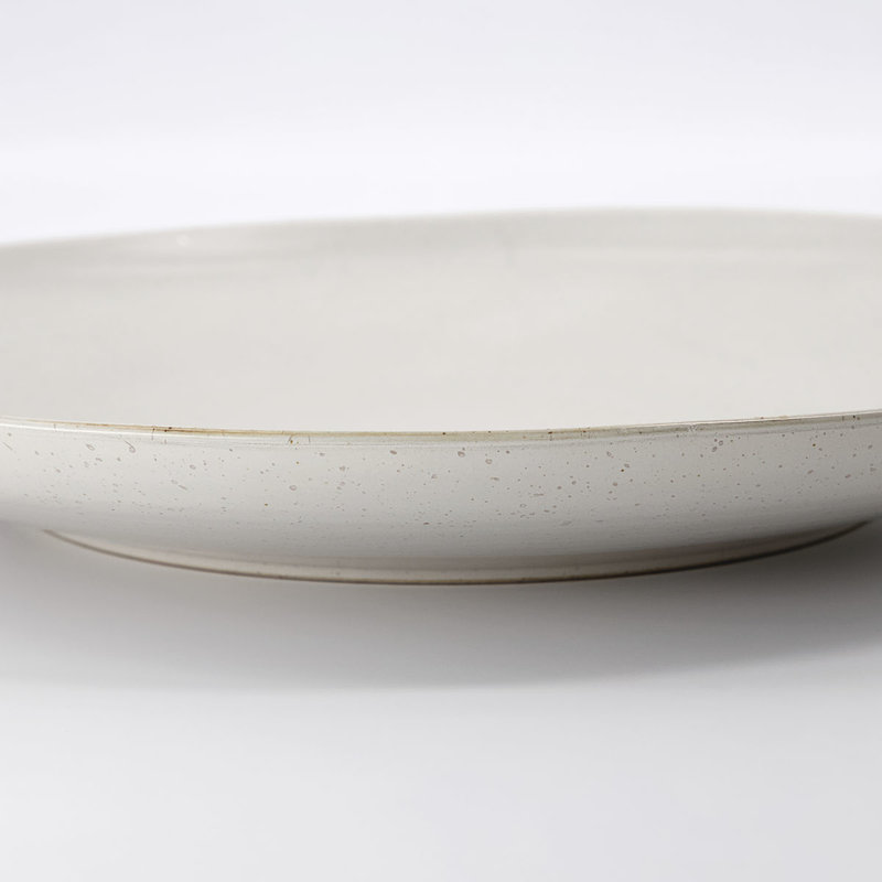 House Doctor-collectie Dish Pion Grey/White