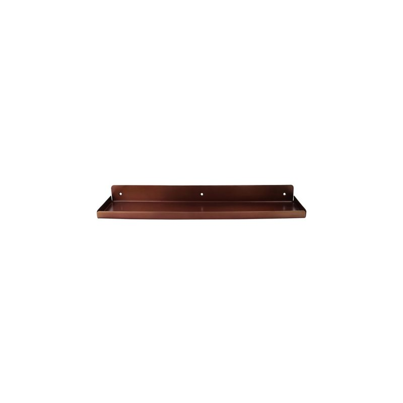 House Doctor-collectie Shelf Boti Browned brass