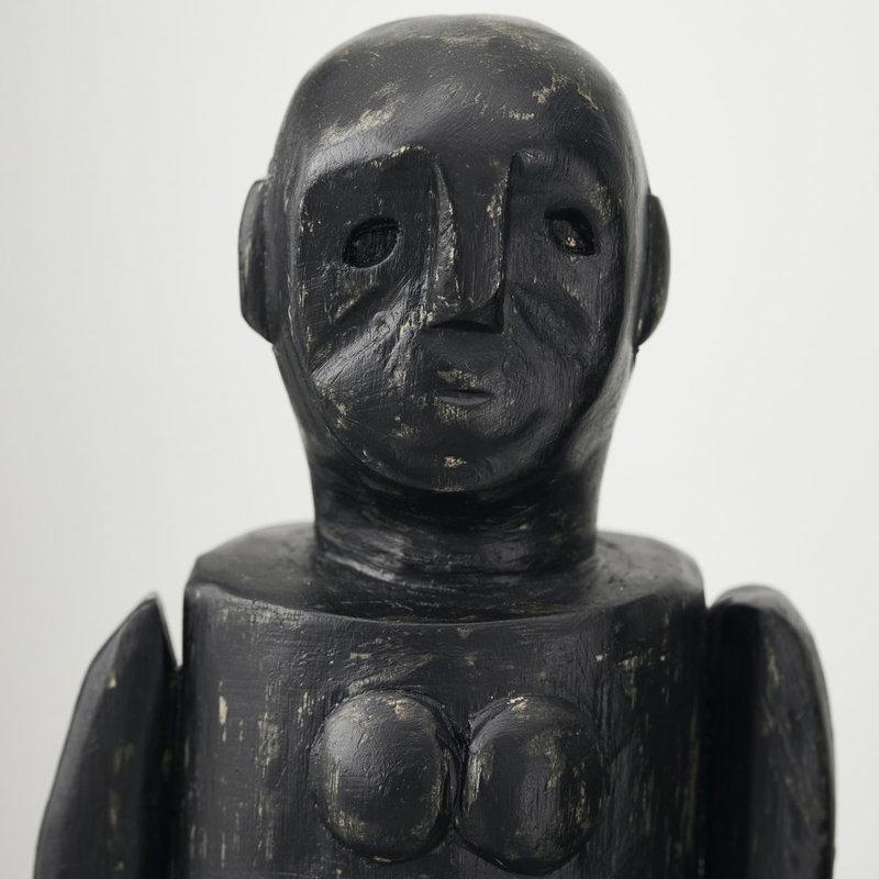 House Doctor-collectie Art piece Spouses Black