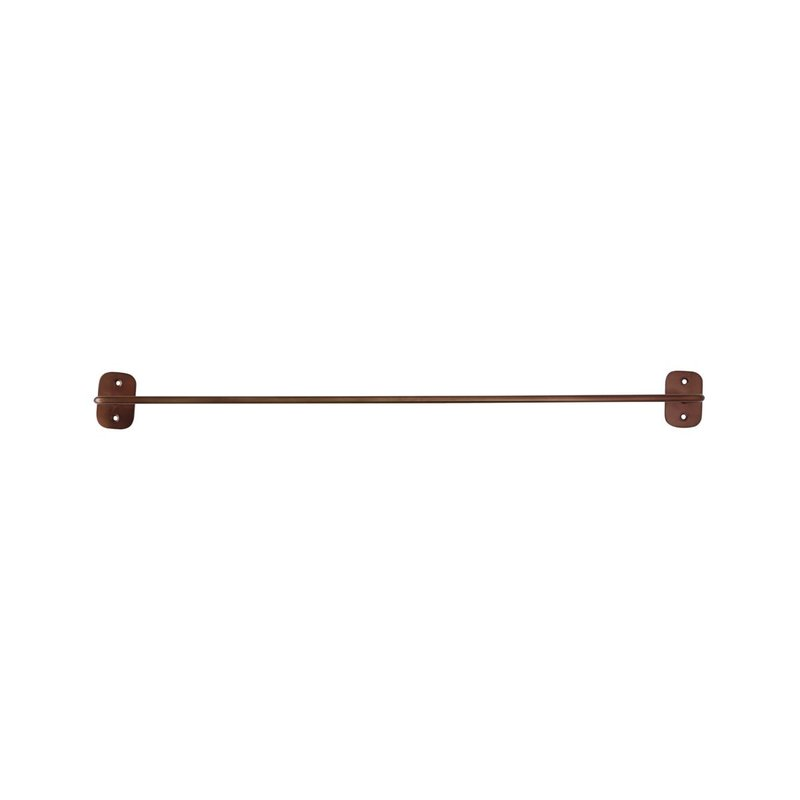 House Doctor-collectie Wandstang Pati bruin brass 60 cm