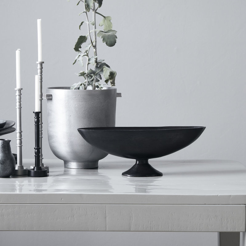 House Doctor-collectie Bowl Foy Browned brass