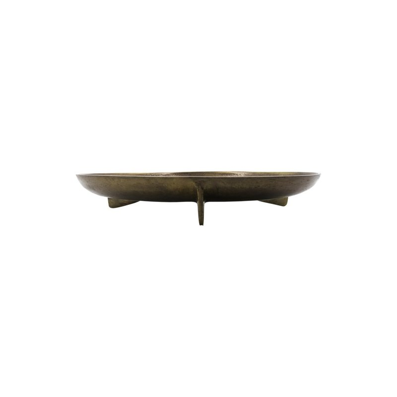House Doctor-collectie Tray Cast Antique brass