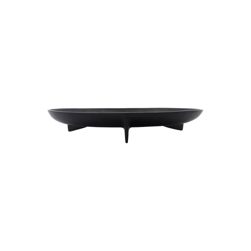 House Doctor-collectie Tray Cast Black