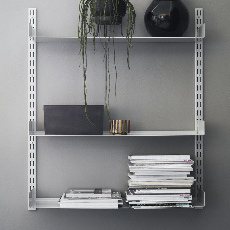 House Doctor-collectie Wandrek Fari Grijs 90x100x20 cm