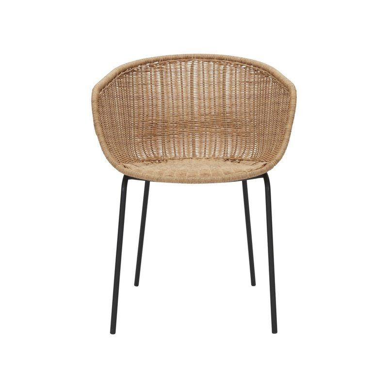 House Doctor-collectie Armchair Hapur Nature