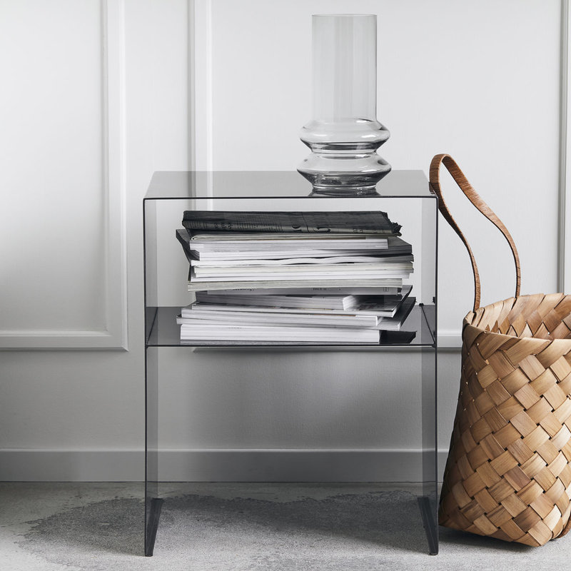 House Doctor-collectie Side table Fari Black
