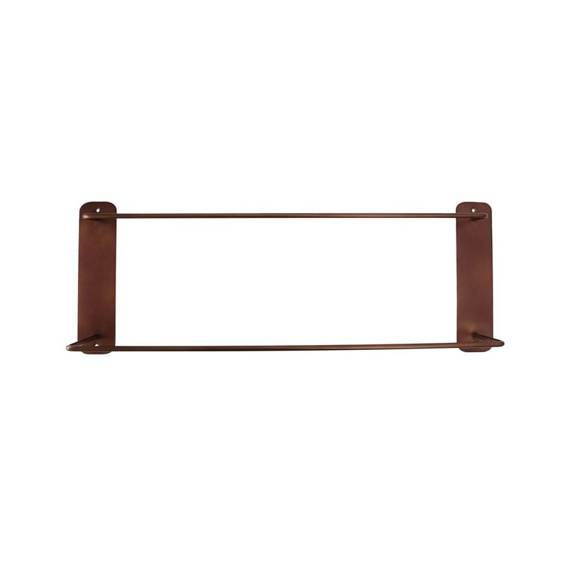 House Doctor-collectie Towel rail Pati Browned brass