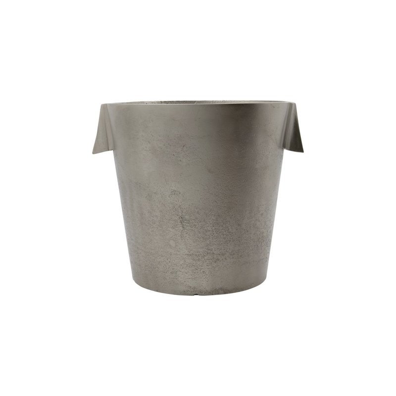 House Doctor-collectie Wine cooler Buck Brushed silver