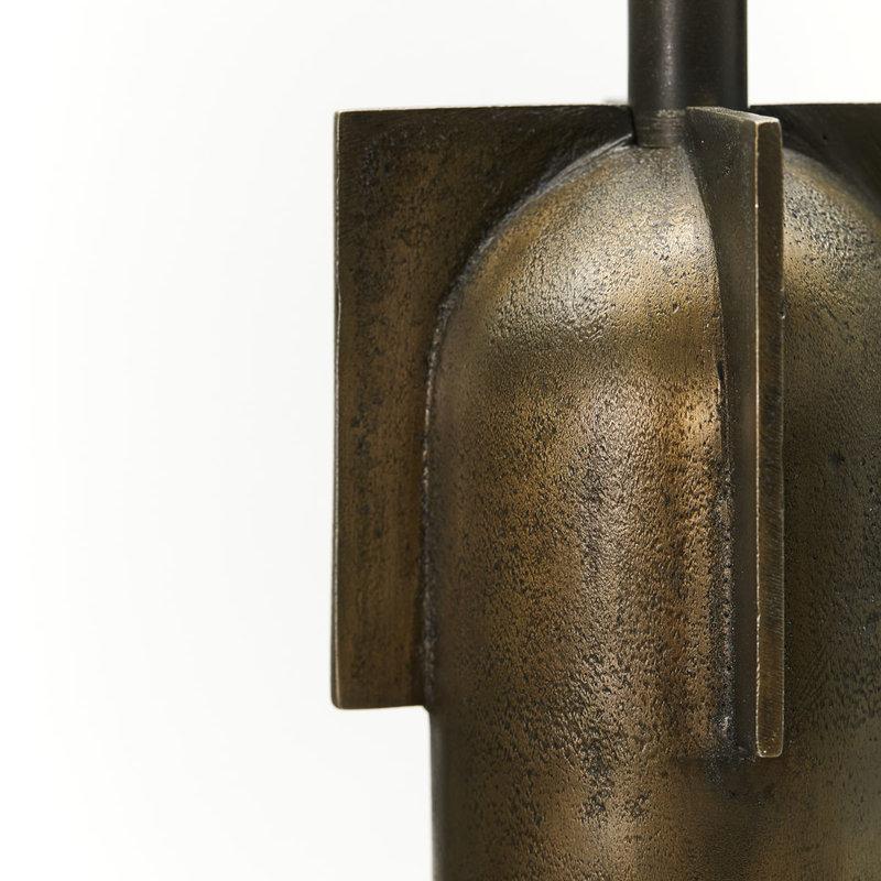House Doctor-collectie Lamp Akola Antiek brons 23 cm