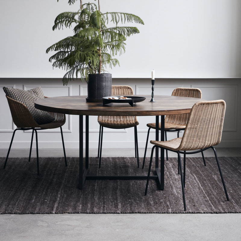 House Doctor-collectie Dining table Kant