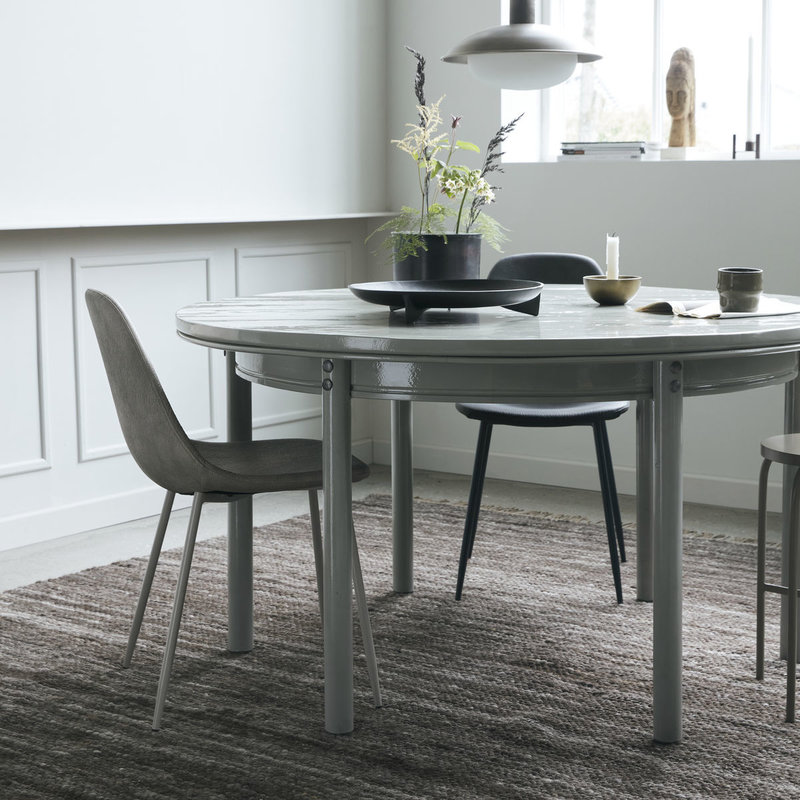 House Doctor-collectie Dining table Barki Grey