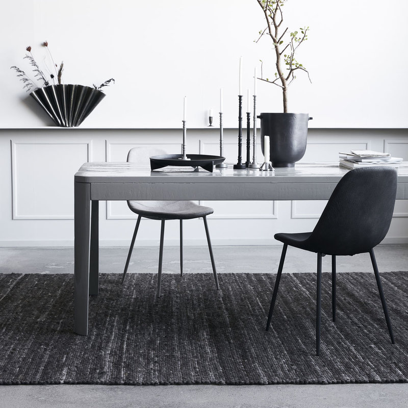 House Doctor-collectie Dining table Molon Grey
