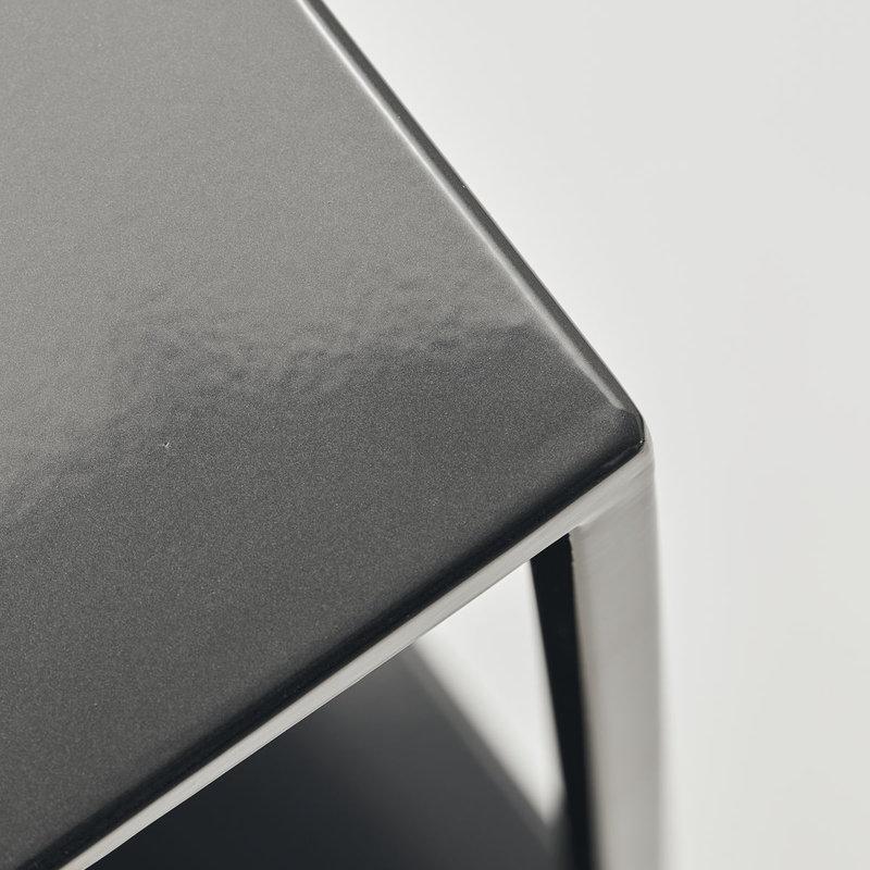 House Doctor-collectie Shelving unit Model B Black