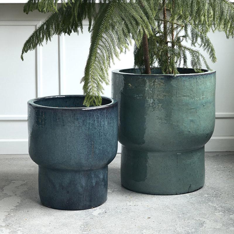 House Doctor-collectie Planter Terra Green