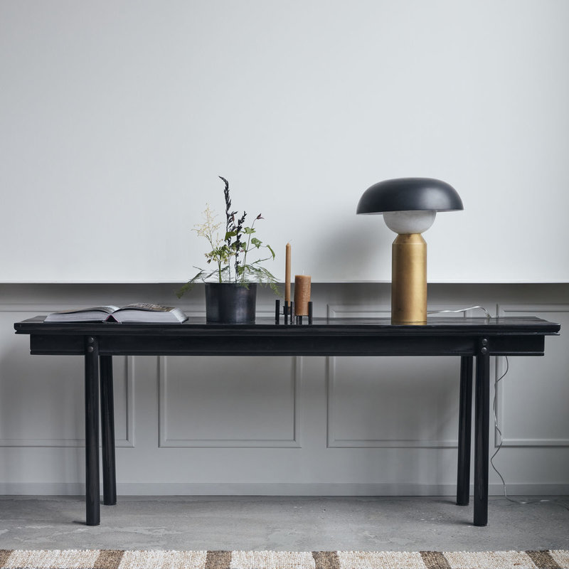 House Doctor-collectie Console table Barki Brown