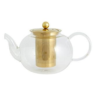 Nordal CHILI  teapot, glass