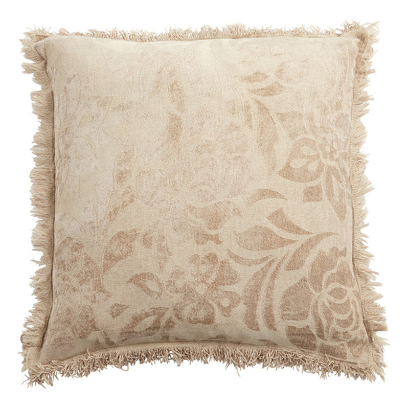 Nordal-collectie LEPUS cushion cover, rose