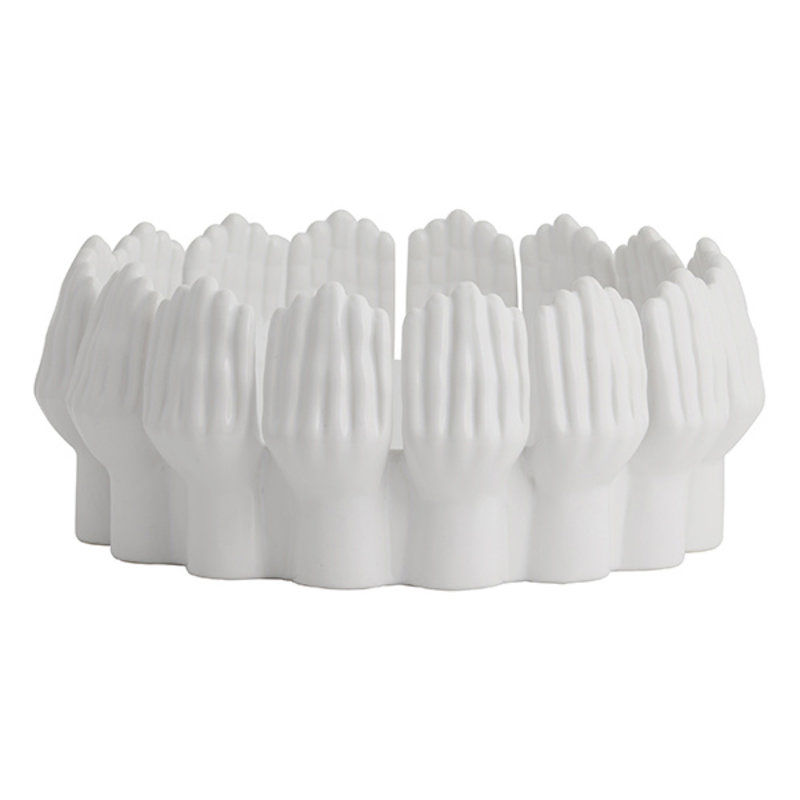 Nordal-collectie ANISE bowl, white