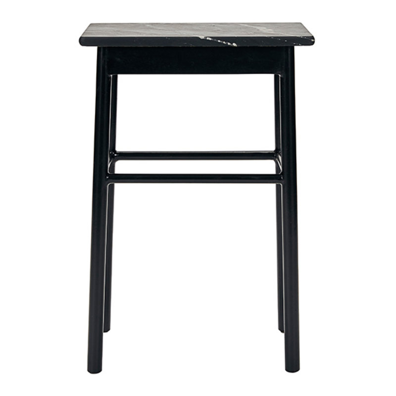 House Doctor-collectie Side table Regance Black