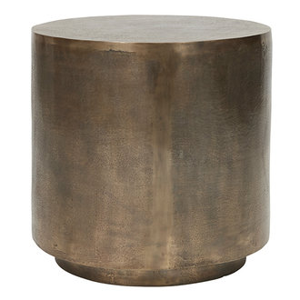House Doctor Coffee table Rota Antique brass