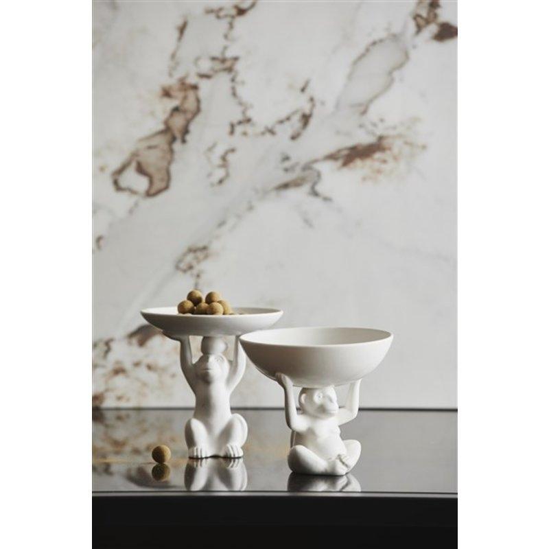 Nordal-collectie CRES bowl, white