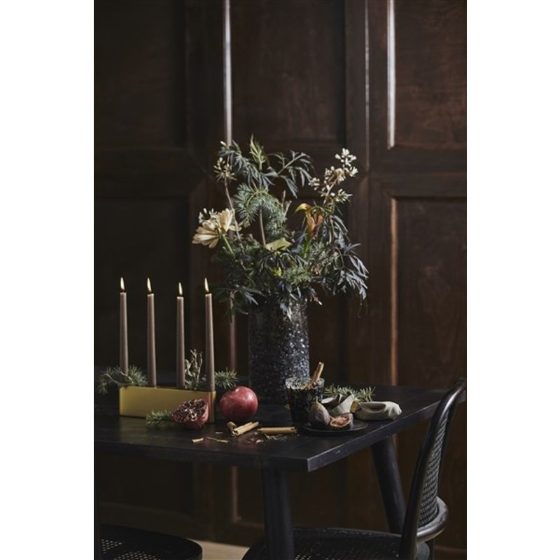 Nordal-collectie GILI candle holder, small  f/4 candles