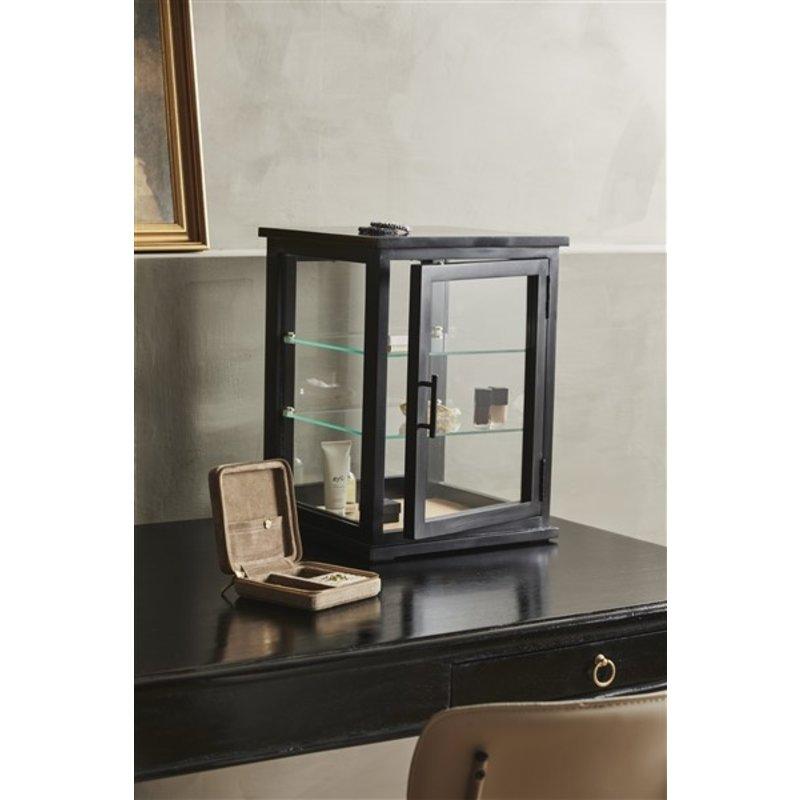 Nordal-collectie KIVIK jewelry box, light brown