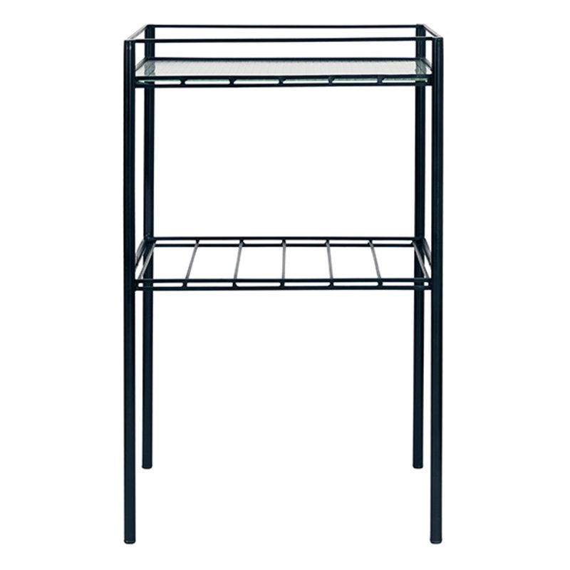House Doctor-collectie Side table Gany Black