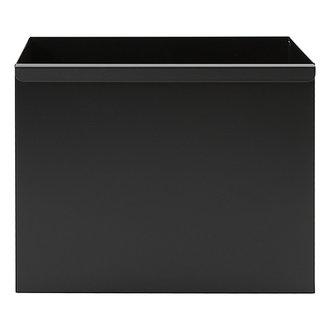House Doctor Metalen opbergmand Use Zwart 38x30x30 cm