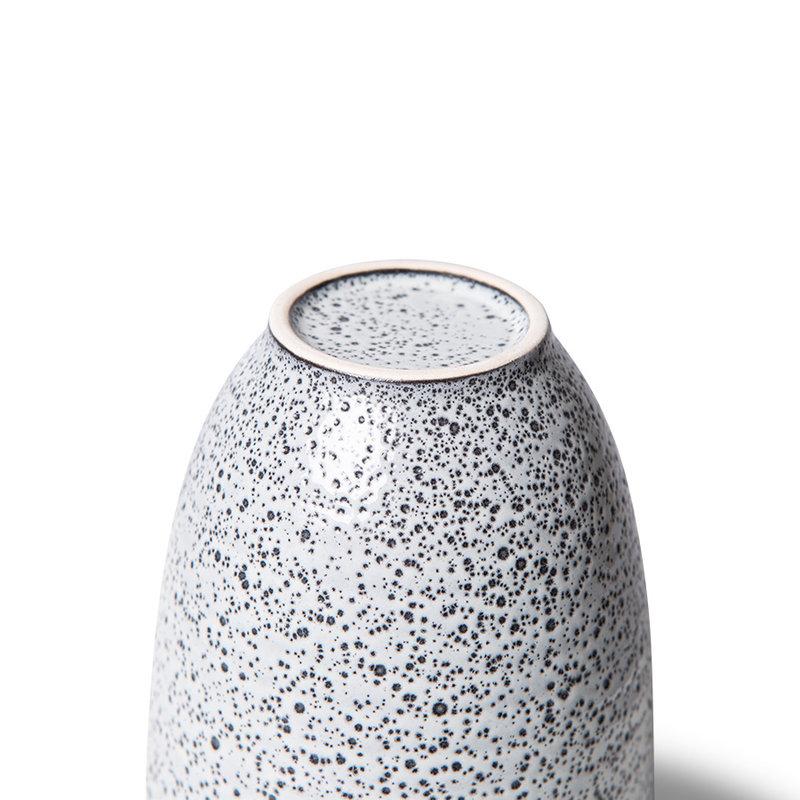 HKliving-collectie gradient ceramics: mug cream (set of 4)