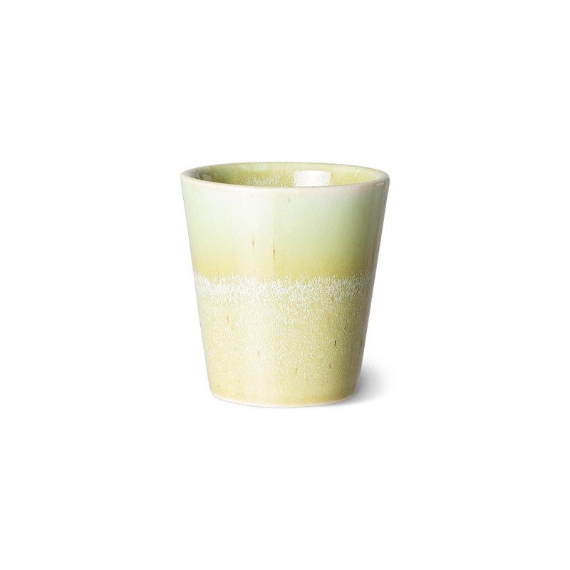 HKliving-collectie 70s ceramics: ristretto mugs (set of 4)