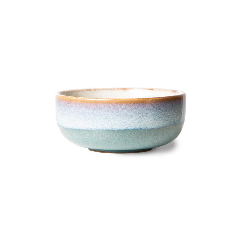 HKliving-collectie 70s ceramics: tapas bowls (set of 4)
