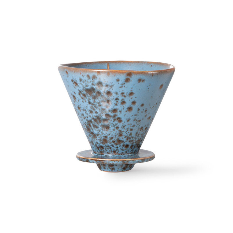 HKliving-collectie 70s ceramics: coffee filter, berry