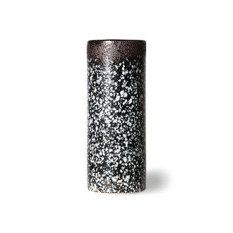 HKliving 70s ceramics: vase XS, mud