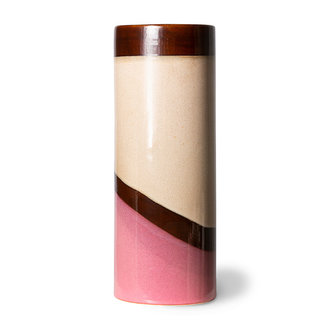 HKliving 70s ceramics vaas L dunes