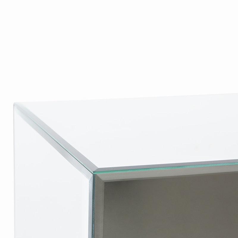 HKliving-collectie Spiegel pilaar L clear