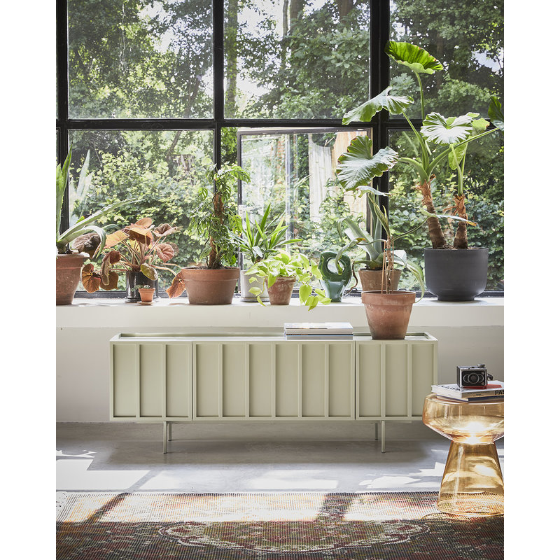 HKliving-collectie lowboard, pebble