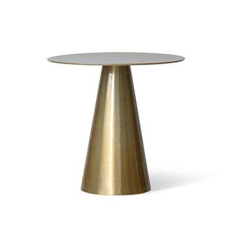 HKliving brass side table